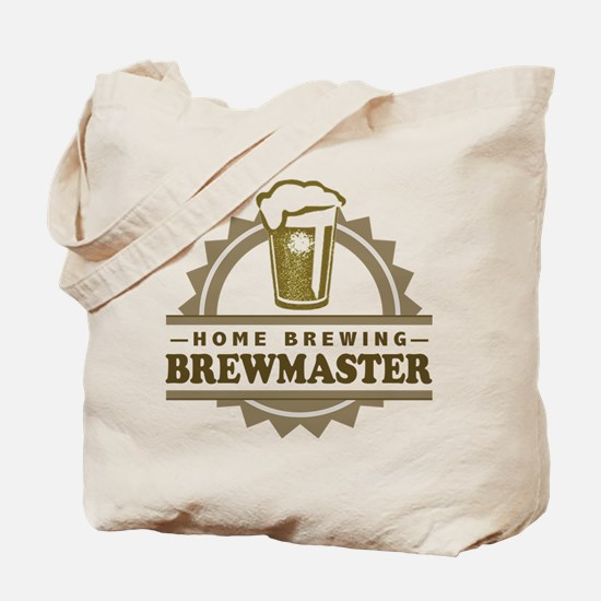 Brewmaster Home Beer Brewer Tote Bag