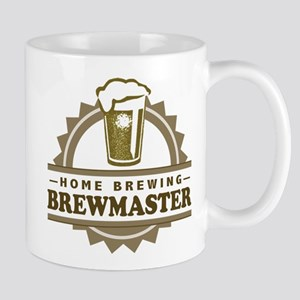 Brewmaster Home Beer Brewer Mugs