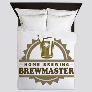 Brewmaster Home Beer Brewer Queen Duvet