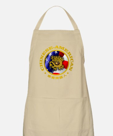 Chinese-American Apron