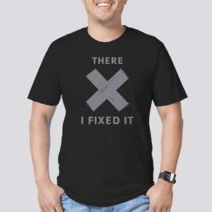 There. I Fixed It. Men's Fitted T-Shirt (dark)