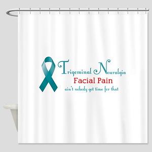 Trigeminal Neuralgia Facial Pain No Time Shower Cu