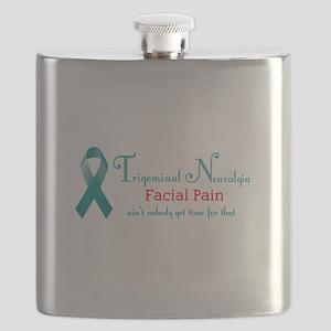 Trigeminal Neuralgia Facial Pain No Time Flask