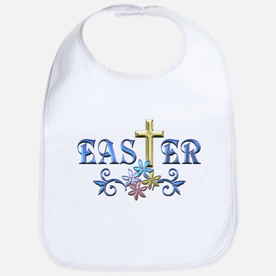 Easter Cross Bib