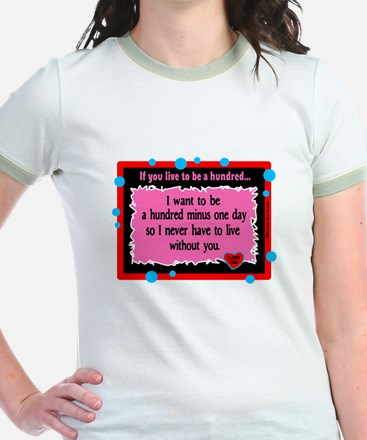 A Hundred Minus One Day-Winnie The Pooh T-Shirt