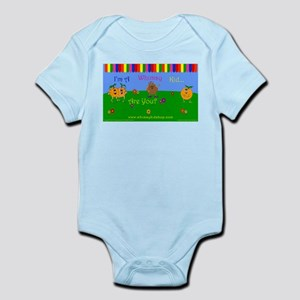 Whimsy Kid Group Infant Bodysuit