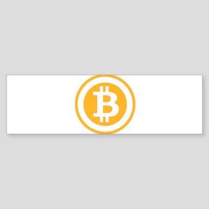 Bitcoin Bumper Sticker