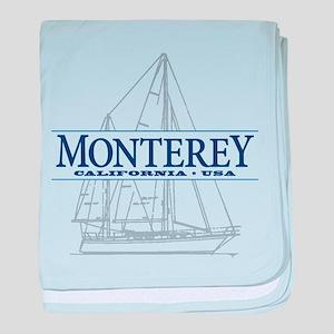 Monterey - baby blanket