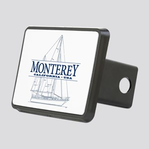 Monterey - Rectangular Hitch Cover