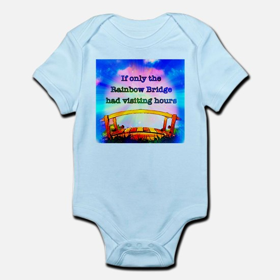 Rainbow Bridge Body Suit