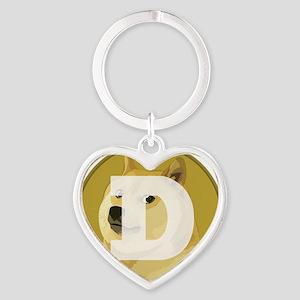 Dogecoin DGC Help Cats! Keychains