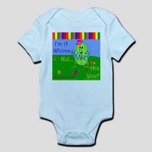 Whimsy Kid Walter Infant Bodysuit