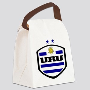 WC14 URUGUAY Canvas Lunch Bag