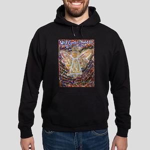 Southwest Cancer Angel Hoodie (dark)