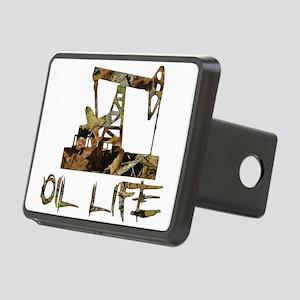 Camo Oil Life Hitch Cover