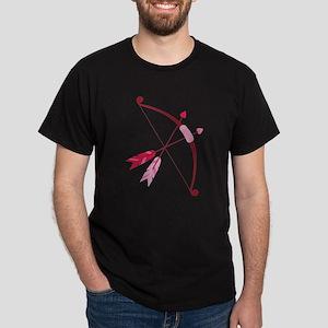 Cupid Bow And Arrow T-Shirt