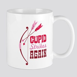 CUPID Strikes AGAIN Mugs