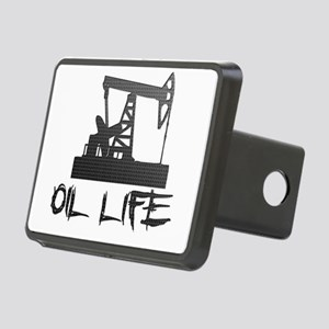 Honeycomb Oil Life Pumpjack Hitch Cover