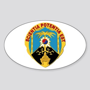 DUI - 500th Military Intelligence Group Sticker (O