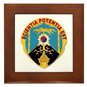 470th Military Intelligence Group Wall Art