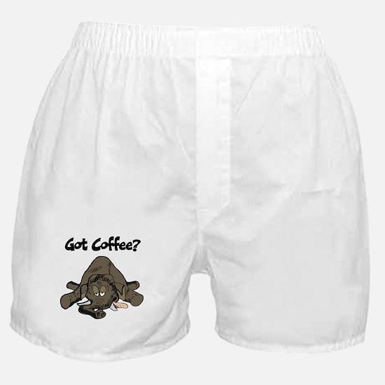Sleepy Elephant Boxer Shorts