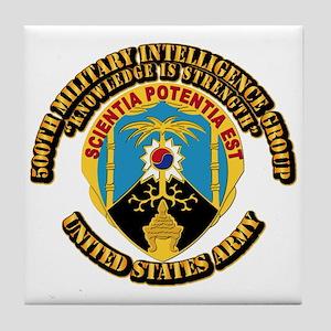 Intelligence Group Coasters