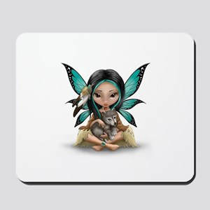 native darling Mousepad