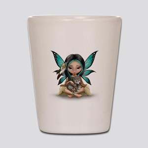 native darling Shot Glass