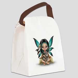 native darling Canvas Lunch Bag