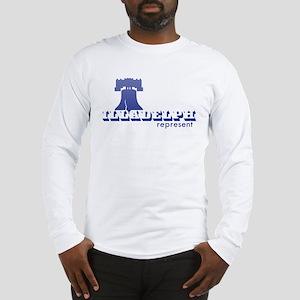 """Illadelph"" Long Sleeve T-Shirt"