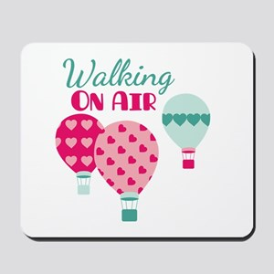 Walking ON AIR Mousepad