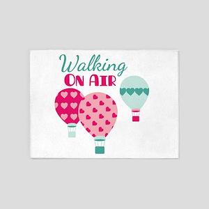 Walking ON AIR 5'x7'Area Rug