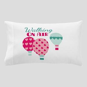 Walking ON AIR Pillow Case