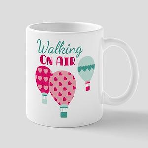Walking ON AIR Mugs
