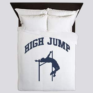 High Jump Queen Duvet
