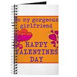 Gorgeous girlfriend Journal