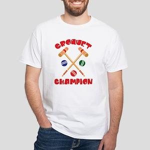 CROQUET CHAMPION T-Shirt