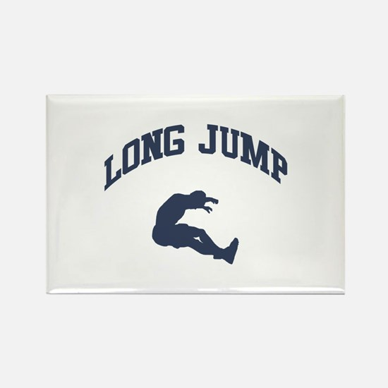 Long Jump Rectangle Magnet