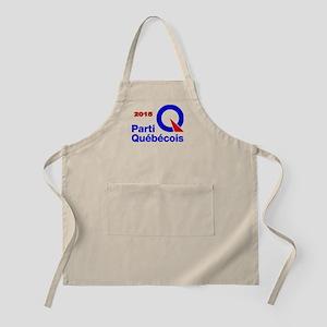Parti Quebecois 2015 Apron