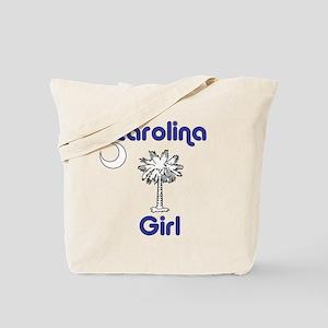 Carolina girl Tote Bag