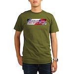 Embrace the USA Organic Men's T-Shirt (dark)