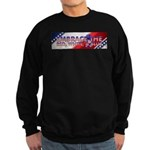 Embrace the USA Sweatshirt (dark)