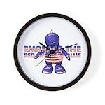 Embrace the USA Wall Clock