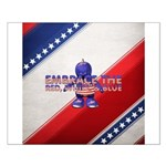 Embrace The USA Small Poster