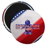 Embrace the USA Magnet