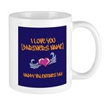 customise this design Mugs