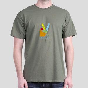GREENTHUMB OBAMA Dark T-Shirt