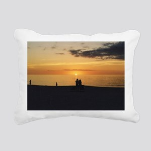 Marco Island, Florida Su Rectangular Canvas Pillow