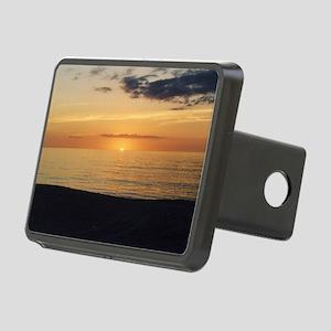 Marco Island, FL-Sunset Rectangular Hitch Cover