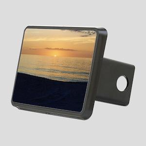 Marco Island, FL - Sunset Rectangular Hitch Cover